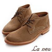 【La new outlet】輕量紳士鞋 紳士短靴(男221031605)