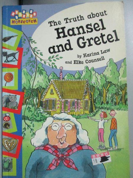 【書寶二手書T1/原文小說_KSF】The Truth About Hansel and Gretel (Hopscotch)_Karina Law