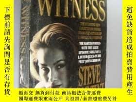 二手書博民逛書店Prime罕見Witness【英文原版,平裝】Y146810 S
