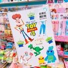 正版 迪士尼 玩具總動員4 角色人物 自填式週計畫本25K 手帳本 行事曆 記事本 COCOS JJ020