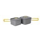 [Mont-Bell] Alpine Cooker Square 12+13鋁合金方鍋套組 (1124599)