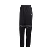 adidas 長褲 Large Logo Track Pants 黑 白 女款 運動褲 專業 運動休閒 【ACS】 GD2229