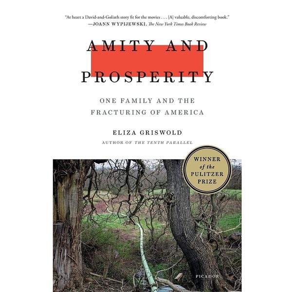 2018/2019 美國得獎作品 mity and Prosperity Paperback June 4, 2019