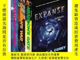 二手書博民逛書店The罕見Expanse Boxed SetY255562 James S.a. Corey Orbit 出