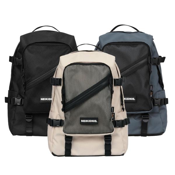【韓國NEIKIDNIS】DIVISION後背包(顏色任選) 韓國必買 筆電 防潑水 防垮 大容量 大空間 94shop