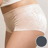 華歌爾-baby HIP 64-82 低腰短管修飾褲(星塵灰)NE1365-NI