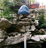 日本巖手南部鑄鐵風鈴 日式和風寺廟祈福掛飾