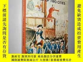 二手書博民逛書店A罕見Tale of Two Cities (Penguin E