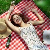 野餐墊 野餐墊戶外便捷式可折疊草坪帳篷野餐布加厚防潮墊子 HD