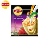 立頓絕品醇法式草莓奶茶 15 x 21g_聯合利華