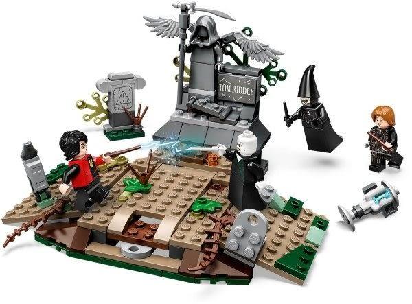 【LEGO樂高】Harry Potter 佛地魔重生 #75965