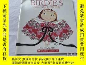 二手書博民逛書店Birdie s罕見Big-Girl DressY8204 Sujean Rim Little, Brown