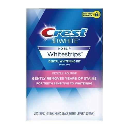 美國 Crest 3DWhite美白牙貼(28片) 『STYLISH MONITOR』D000434