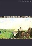 二手書博民逛書店 《An Introduction to Literature: Fiction, Poetry, and Drama》 R2Y ISBN:0321105702│Barnet