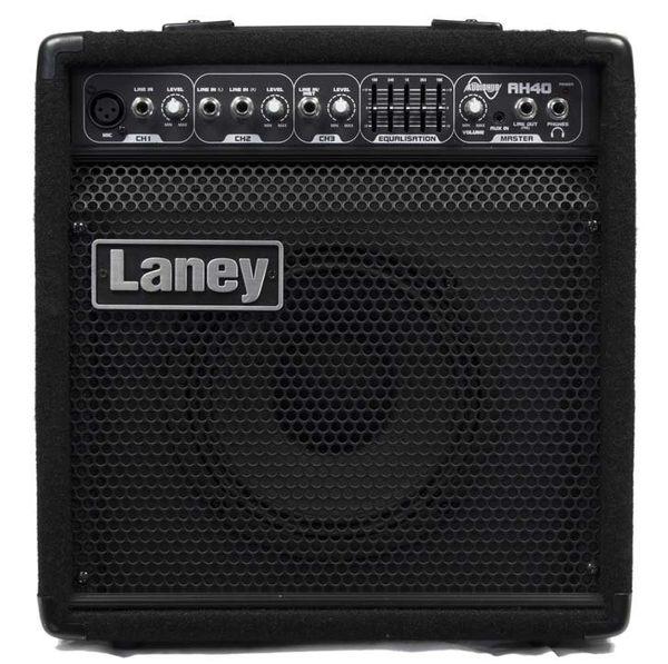 【金聲樂器廣場】全新 LANEY AH40 / AH-40 英國 鍵盤.歌唱.電子鼓.電子弦樂器.多功能音箱