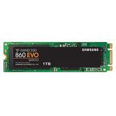 SAMSUNG 三星 860 EVO M.2 1TB MZ-N6E1T0BW SSD SATA3 固態硬碟