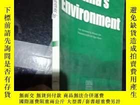 二手書博民逛書店China s罕見Environment(中國環境,全英文版彩圖