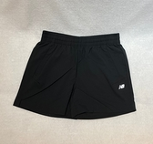 New Balance 女款黑色運動短褲-NO.6071110289