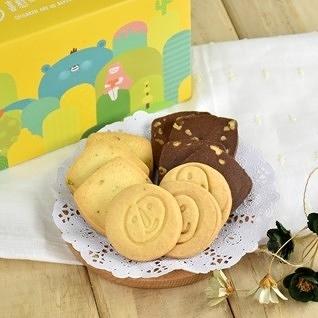 『喜憨兒』招牌手工餅乾-30片 (單片裝)