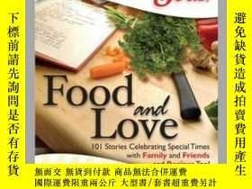 二手書博民逛書店Chicken罕見Soup for the Soul: Food and LoveY410016 Courte