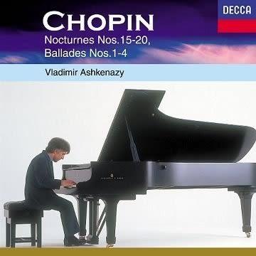 國際中文版 280 蕭邦 夜曲 15-20號 四首敘事曲 CD  (購潮8)