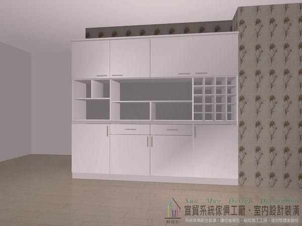 系統家具/台中系統家具/系統櫃/系統櫥櫃工廠/系統傢俱價格/室內設計/木工裝潢/系統高置物櫃sm0689