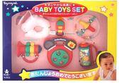 《 日本 Toyroyal 》寶寶快樂成長玩具-手搖鈴豪華禮盒組 ( 中 )╭★ JOYBUS玩具百貨