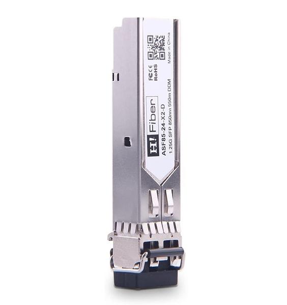 [2美國直購] 模組 SFP Transceiver Multimode Gigabit Mini-GBIC Module 1000Base-SX Compatible