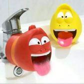 迷你過濾器爆笑的蟲子水龍頭玩具兒童延伸器 韓國臭屁蟲卡通搞笑斗音水龍頭全管免運