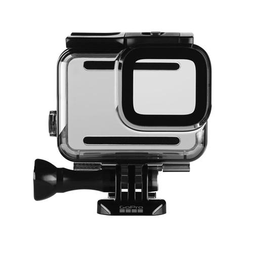 GoPro HERO7 潛水專用 40米 防水殼 保護殼 銀/白 ABDIV-001