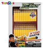 玩具反斗城 X-Shot 100入子彈補充包