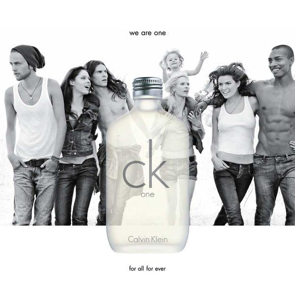 Calvin Klein cK one /ck be 中性淡香水100ml【UR8D】