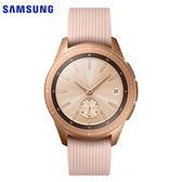 SAMSUNG三星 Galaxy Watch1.2吋藍牙版智慧手錶-玫瑰金【愛買】