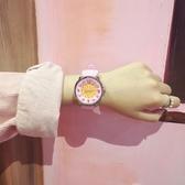 手錶 韓國ulzzang原宿軟妹手錶可愛糖果女學生簡約休閒林小宅同款卡通 聖誕節館