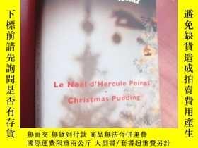 二手書博民逛書店AGATHA罕見CHRISTIE:Merry Christmas