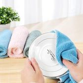 不沾油掉毛抹布韓國廚房吸水擦桌擦碗洗碗布百潔布擦手清潔巾 東京衣櫃