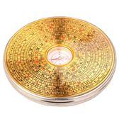 羅盤-聚緣閣合金專業風水羅盤羅經羅經儀羅盤儀綜合盤指南針測方位小【完美生活館】