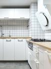 自粘墻紙壁紙廚房浴室灶臺用衛生間廁所墻貼防水防油瓷磚防潮貼紙  ATF  魔法鞋櫃