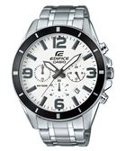 CASIO EDIFICE賽車錶(EFR-553D-7B)47mm/白面/原廠公司貨
