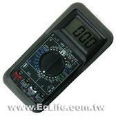 TENMARS泰瑪斯 專業型3 1/2萬用三用電錶 YF-3180