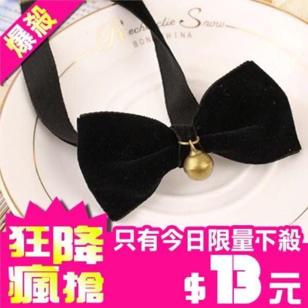 韓國 複古 絨帶 頸鏈 蘿莉 蕾絲 花朵 頸帶 項圈 女短款 鎖骨項鏈 龐克 頸鍊 鎖骨鍊