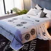 冬季床墊法萊絨毛毯墊珊瑚絨加絨床單法蘭絨毛絨加厚單件雙人午睡