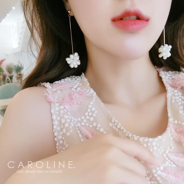 《Caroline》★韓國熱賣造型時尚 浪漫風格,優雅性感耳環70705