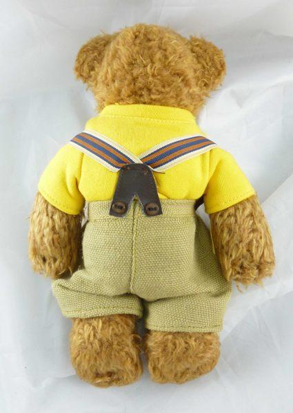 【震撼精品百貨】日本泰迪熊~玩偶『捲毛吊帶/帽T』(共2款)