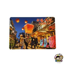 【收藏天地】台灣紀念品*3D拼圖-∕拼圖 夜光 送禮 文創 風景 觀光 禮品