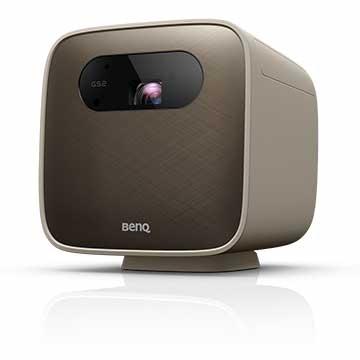 BenQ 500流明 LED露營投影機 GS2
