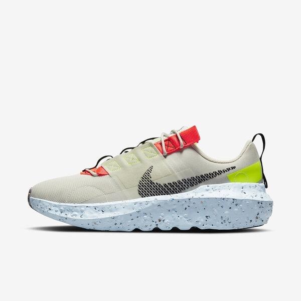 Nike Crater Impact [DB2477-010] 男鞋 運動 休閒 輕量 透氣 穩定 舒適 抓地力 米 黑