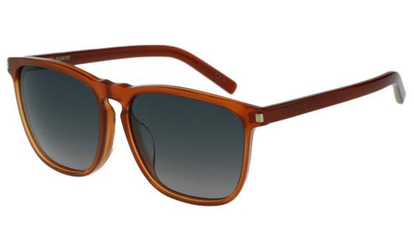 YSL -時尚太陽眼鏡(玳瑁色)
