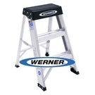 美國Werner穩耐安全鋁梯-150B 鋁合金梯凳/維修保養梯