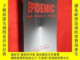 二手書博民逛書店Epidemic:罕見Obesity Harassment Bu